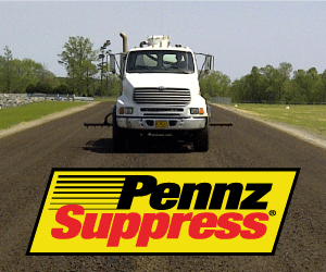 PennzSuppress D :: Heavy-Traffic Haul Road Dust Suppressant