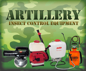 Artillery - Insect Control Equipment