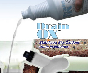 Drain Ox - Stabilized Bio-Oxidant Drain Maintainer