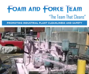 Foam and Force Team - The Team That Cleans