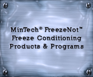 MinTech FreezeNot Freeze Conditioning Products & Programs