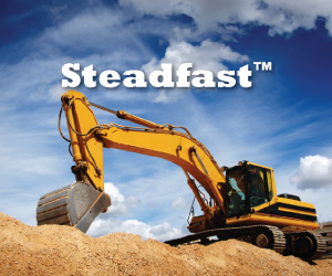 Steadfast :: Long-Lasting Stockpile Stabilization