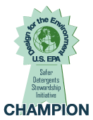 Safer Detergents Stewardship Initiative (SDSI) Champion