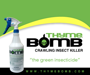 Thyme Bomb Crawling Insect Killer