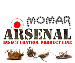 Arsenal - Insect Control Product Line