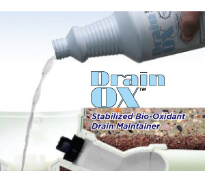 Drain-Ox  - Stabilized Bio-Oxidant Drain Maintainer
