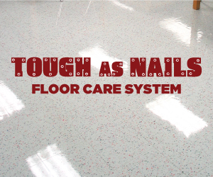 Tough As Nails Floor Care System