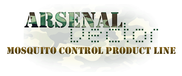 Arsenal Vector - Mosquito Control Product Line
